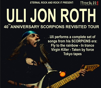 Uli Jon Roth Tour Setlist